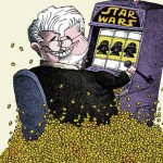 In ascensore con Ryan – George Lucas (Episodio I)