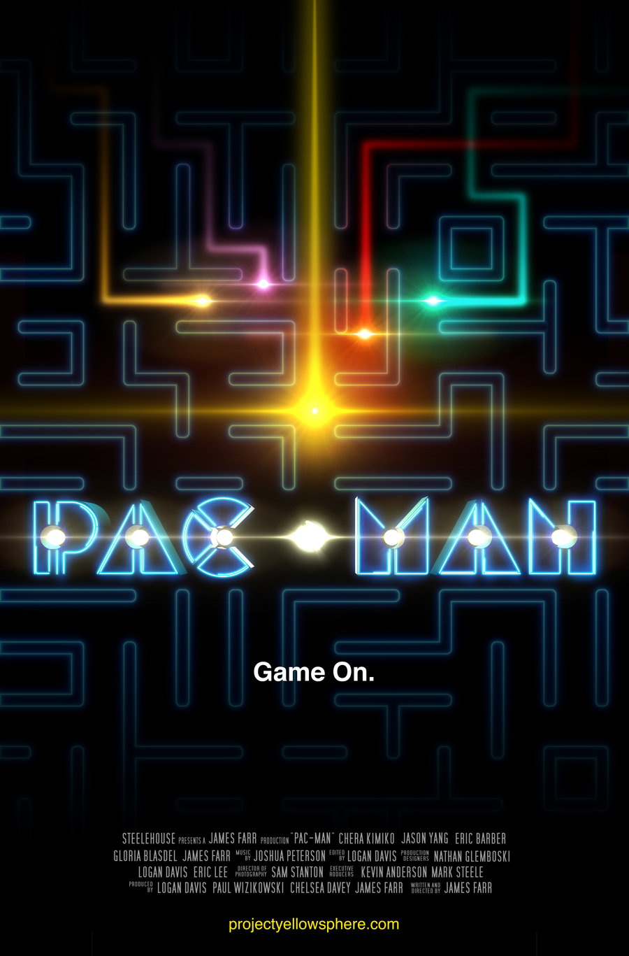 Pac Man The Movie