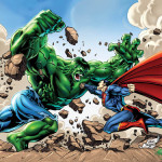 Superman Vs Hulk…