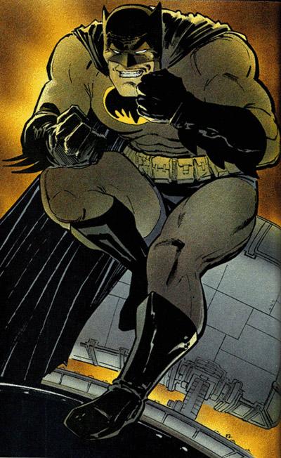 Batman the dark knight returns cartone animato