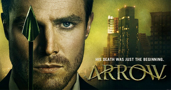 Arrow - Stagione 1 [Completa] - 1080p DLMux - AC3 ITA