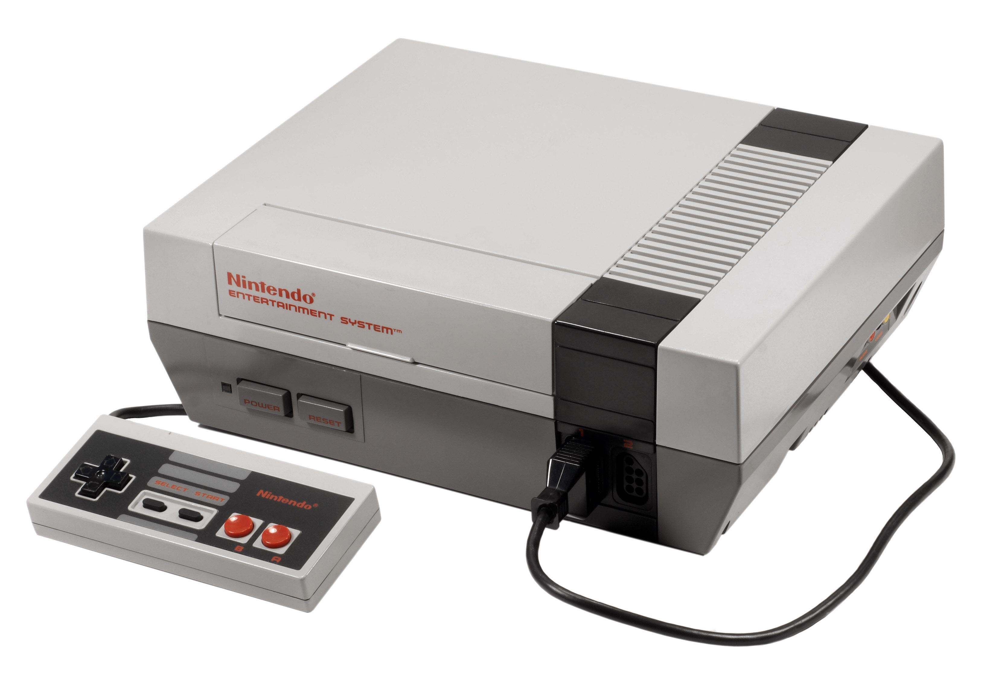 Oggi un bel post supernerd di quelli vintage su una delle console che ha cambiato la storia dei videogiochi il mitico NES