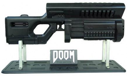 Bio Force Gun BFG – Doom Saga (lo so, è quello del film, ma non ho trovato di meglio)