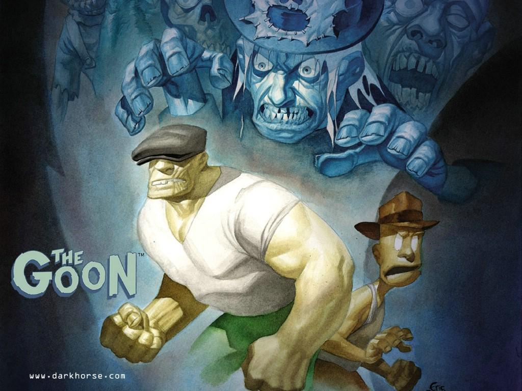 The Goon - Goon e Franky