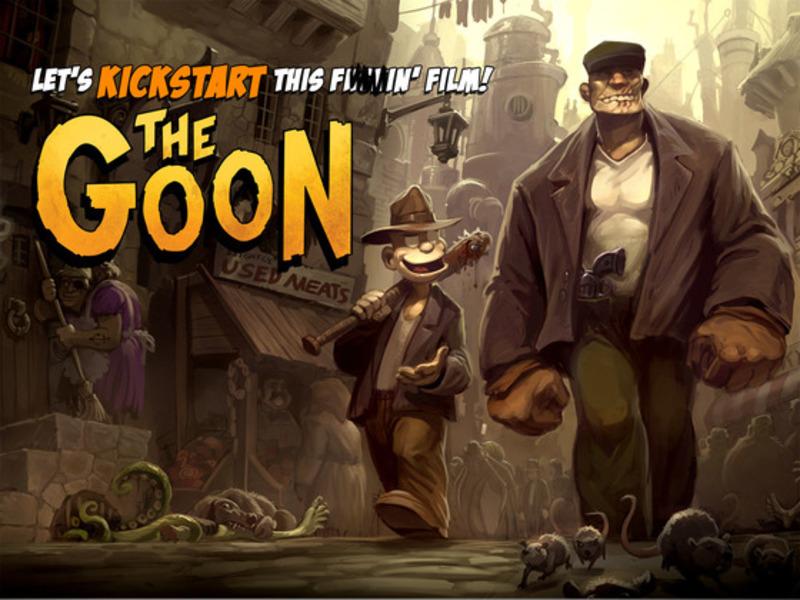 The Goon - Kickstarter