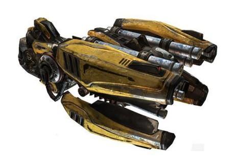 Cannone Flak – Unreal Tournament Saga (tranne il 2 perché boh, così hanno deciso gli sviluppatori)