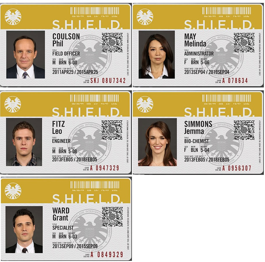 Agents Of S.H.I.E.L.D. - Badge