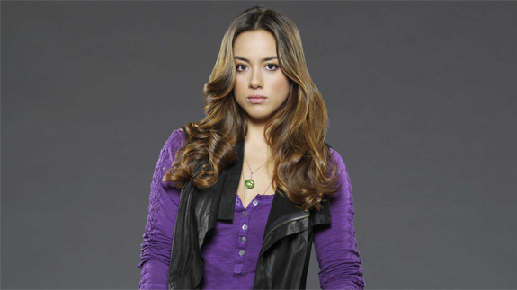 Agents Of S.H.I.E.L.D. - Chloe Bennet