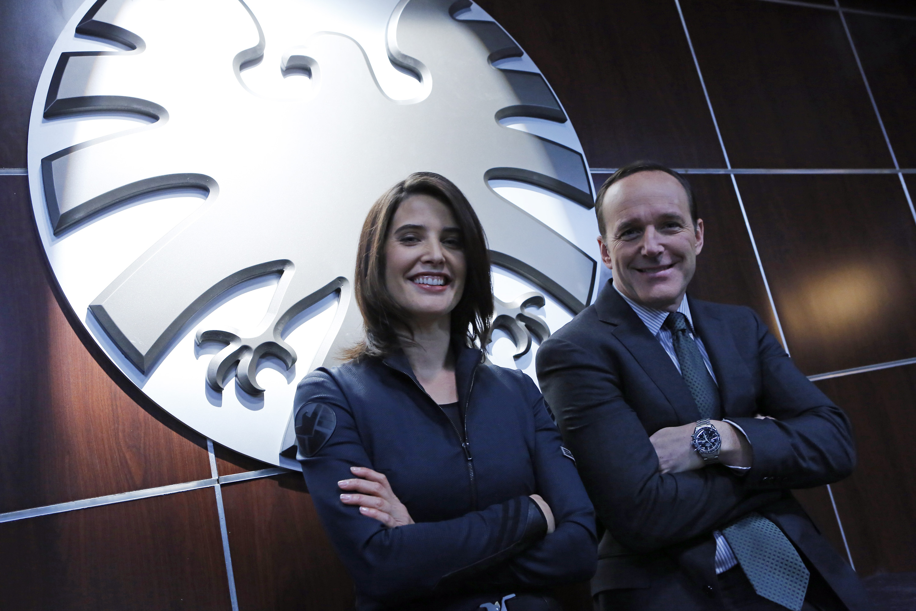Agents Of S.H.I.E.L.D. - Hill e Coulson