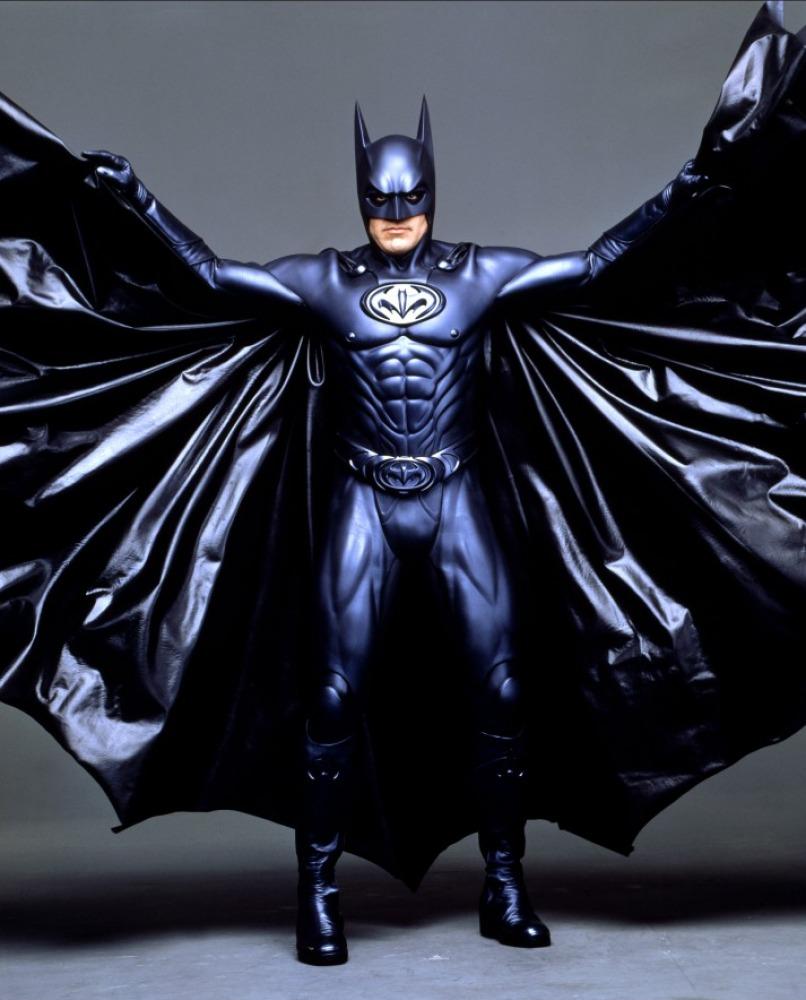 Batman - Capezzoli