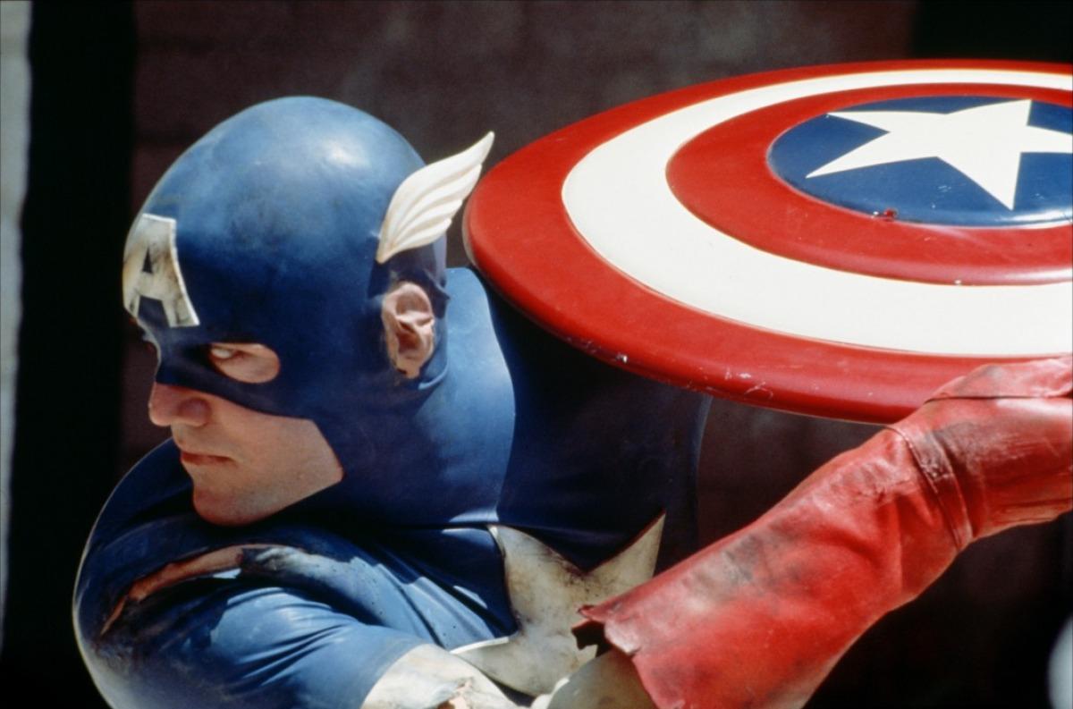 Capitan America - Orecchie di gomma