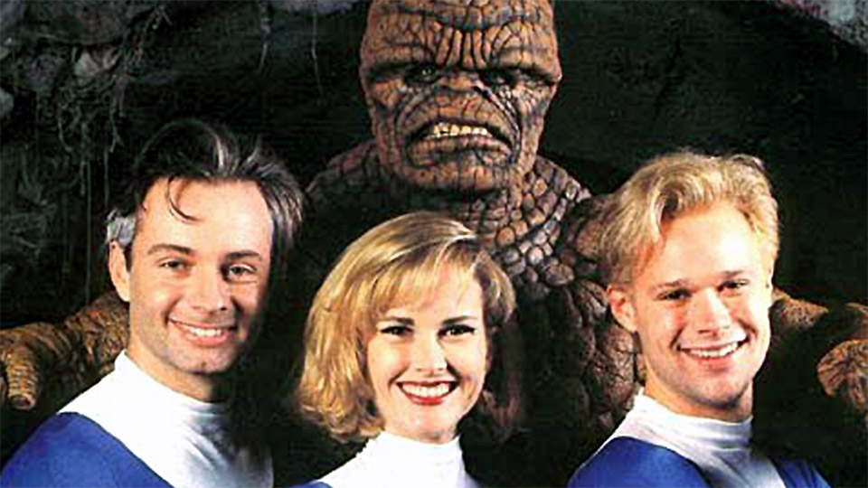 Fantastic Four - Roger Corman