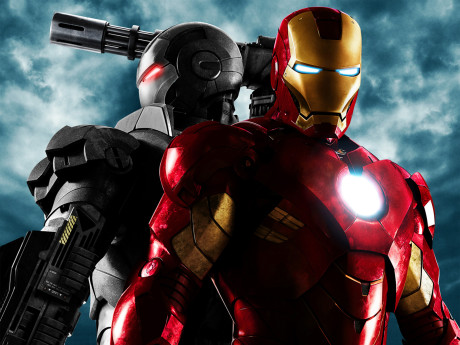 Iron Man e War Machine