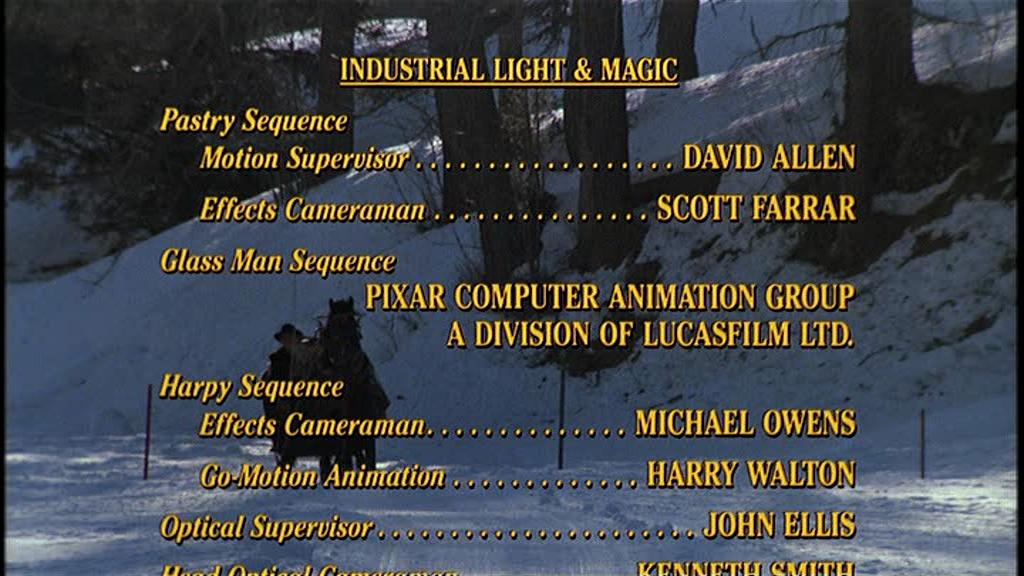 Piramide Di Paura - Pixar