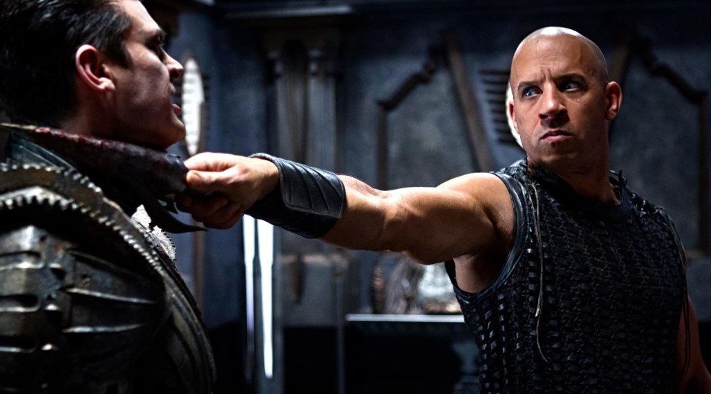 Riddick - Karl Urban