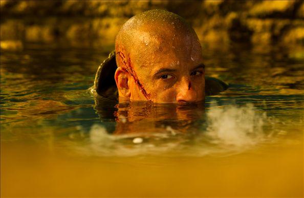 Riddick contro il pubblico