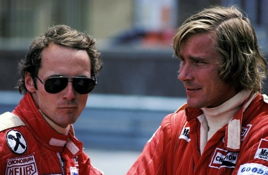 Rush - Niki Lauda, James Hunt