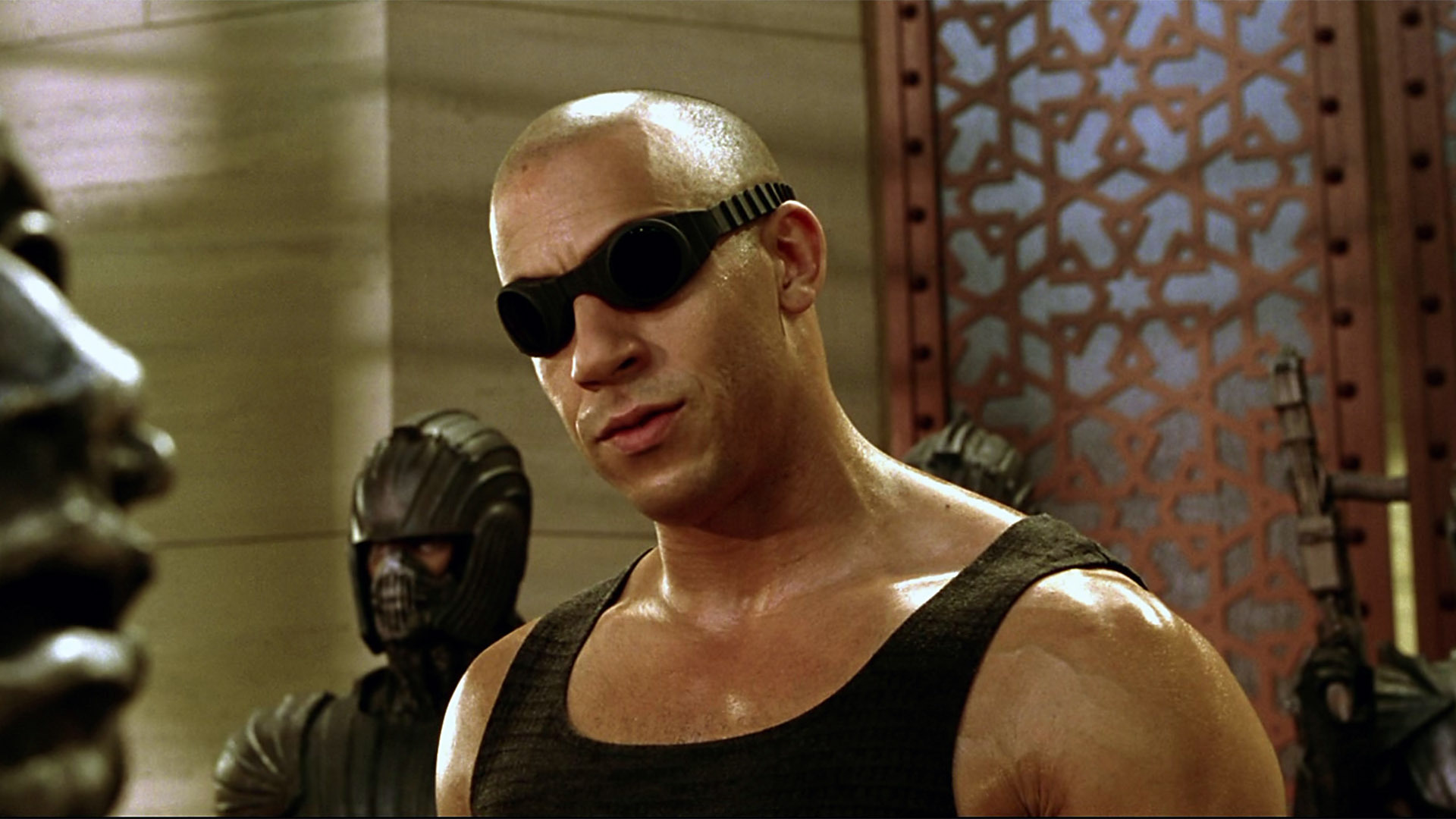The Chronicles Of Riddick - le chiacchiere