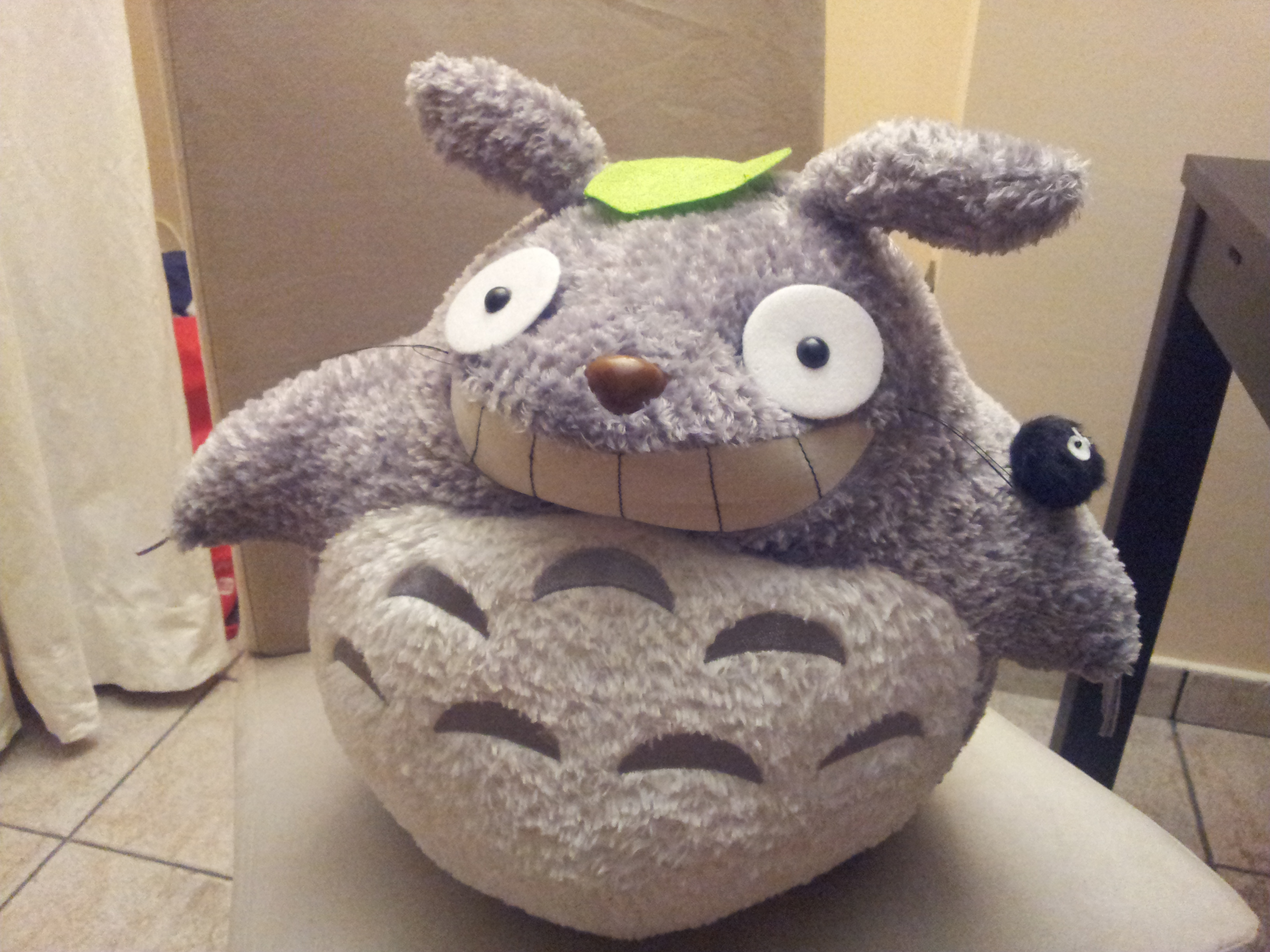 Totoro gigante