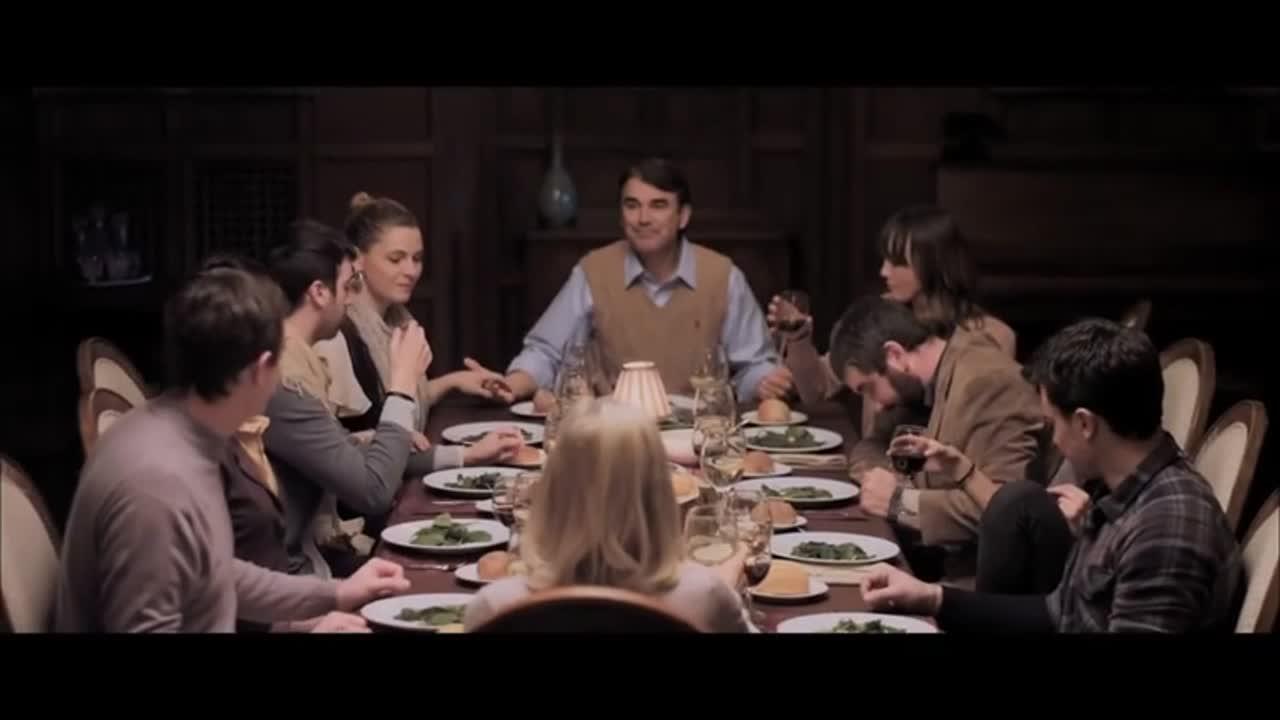 You're Next - La famiglia