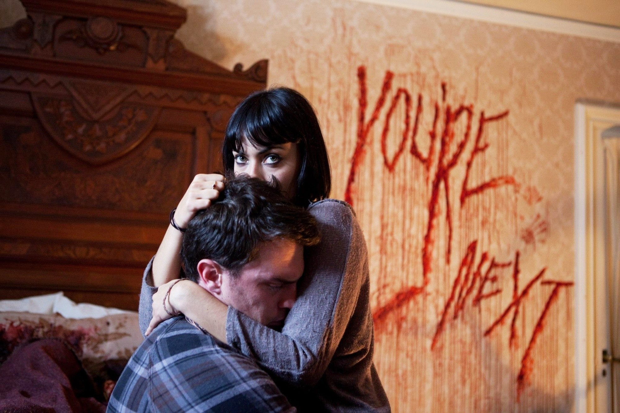 You're Next - La morte