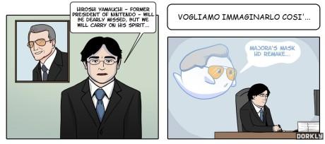 Hiroshi Yamauchi Death