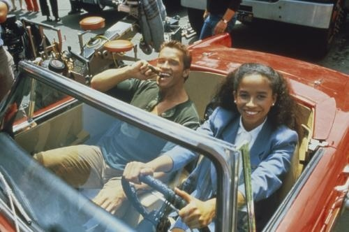 Commando - Rae Dawn Chong