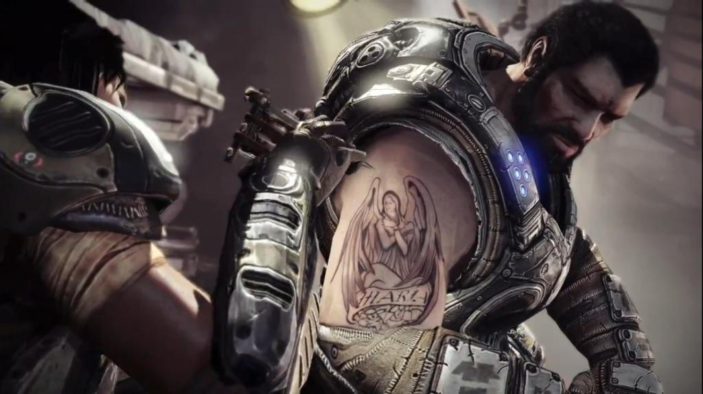 Dom con tanto di tatuaggio dedicato alla defunta moglie, non è mica un cliché?