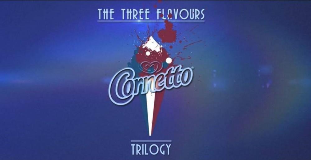 La Trilogia del Cornetto