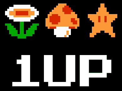 PowerUp Super Mario Bros.1