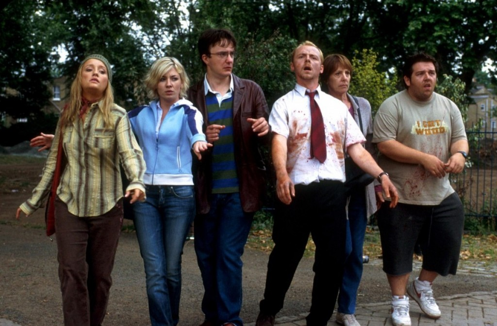 Shaun Of The Dead - Zombie
