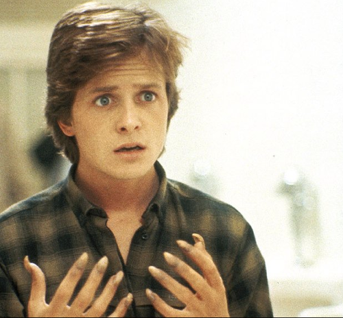 Voglia Di Vincere - Michael J. Fox