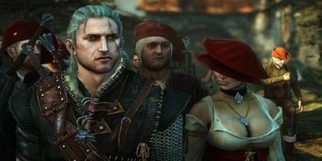 Gradisce una fetta di tetta? The Witcher 3 la saga (saga?) continua..