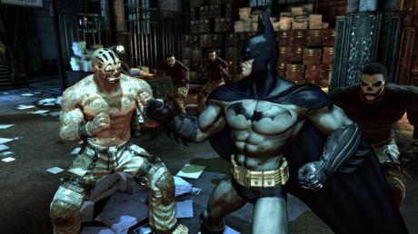 Batman - Arkham Asylum