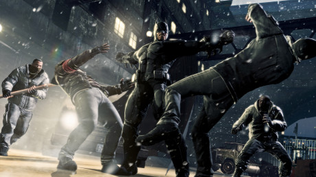 Batman - Arkham Origins - Combattimento