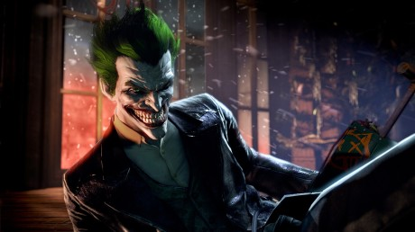 Batman - Arkham Origins - Joker