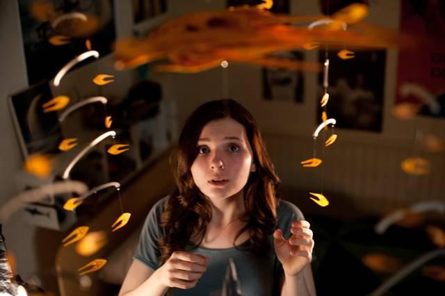 Ender's Game - Abigail Breslin