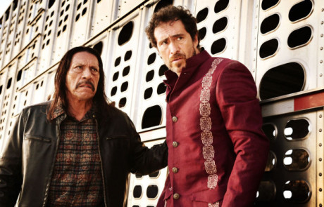 Machete Kills - Bichir