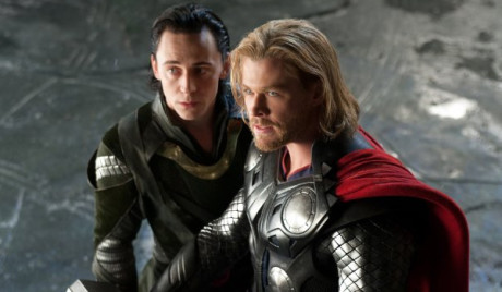 Thor - The Dark World - Thor e Loki