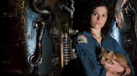 Alien - Ripley e Jones