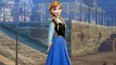Frozen - Il Regno Di Ghiaccio - Anna