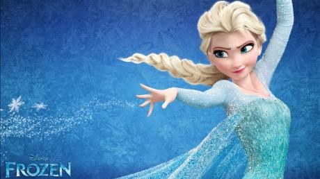 Frozen - Il Regno Di Ghiaccio - Elsa