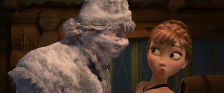 Frozen - Il Regno Di Ghiaccio - L'uomo di ghiaccio