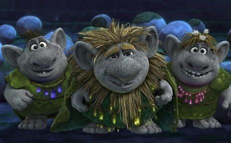 Frozen - Il Regno Di Ghiaccio - Troll