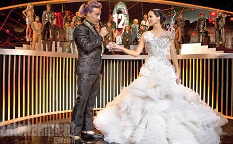 Hunger Games - La Ragazza Di Fuoco - Intervista
