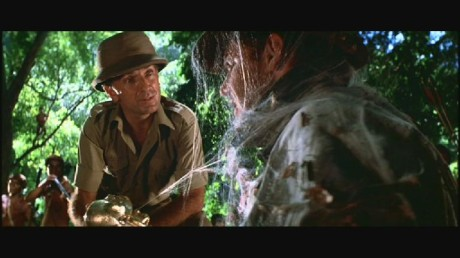 I Predatori Dell'Arca Perduta - Belloq e Indiana Jones