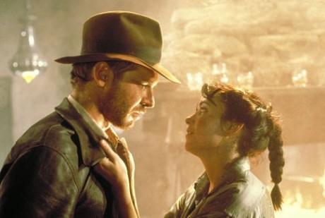 I Predatori Dell'Arca Perduta - Marion e Indiana Jones