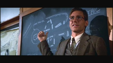 I Predatori Dell'Arca Perduta - Professor Jones