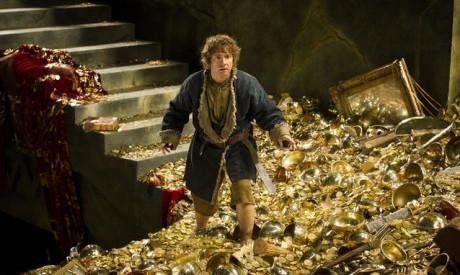 Lo Hobbit - La Desolazione Di Smaug - Bilbo