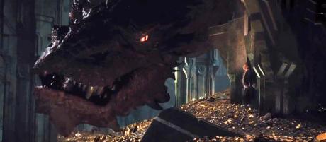 Lo Hobbit - La Desolazione Di Smaug - Smaug